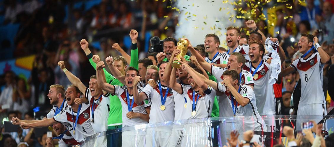 德国足球队宣传片一场苦